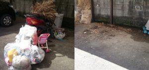 新居浜市で冷蔵庫、ベビーカー等回収の写真1