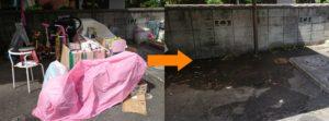 新居浜市で冷蔵庫、ベビーカー等回収の写真2