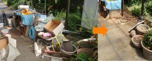 新居浜市で冷蔵庫、ベビーカー等回収の写真3