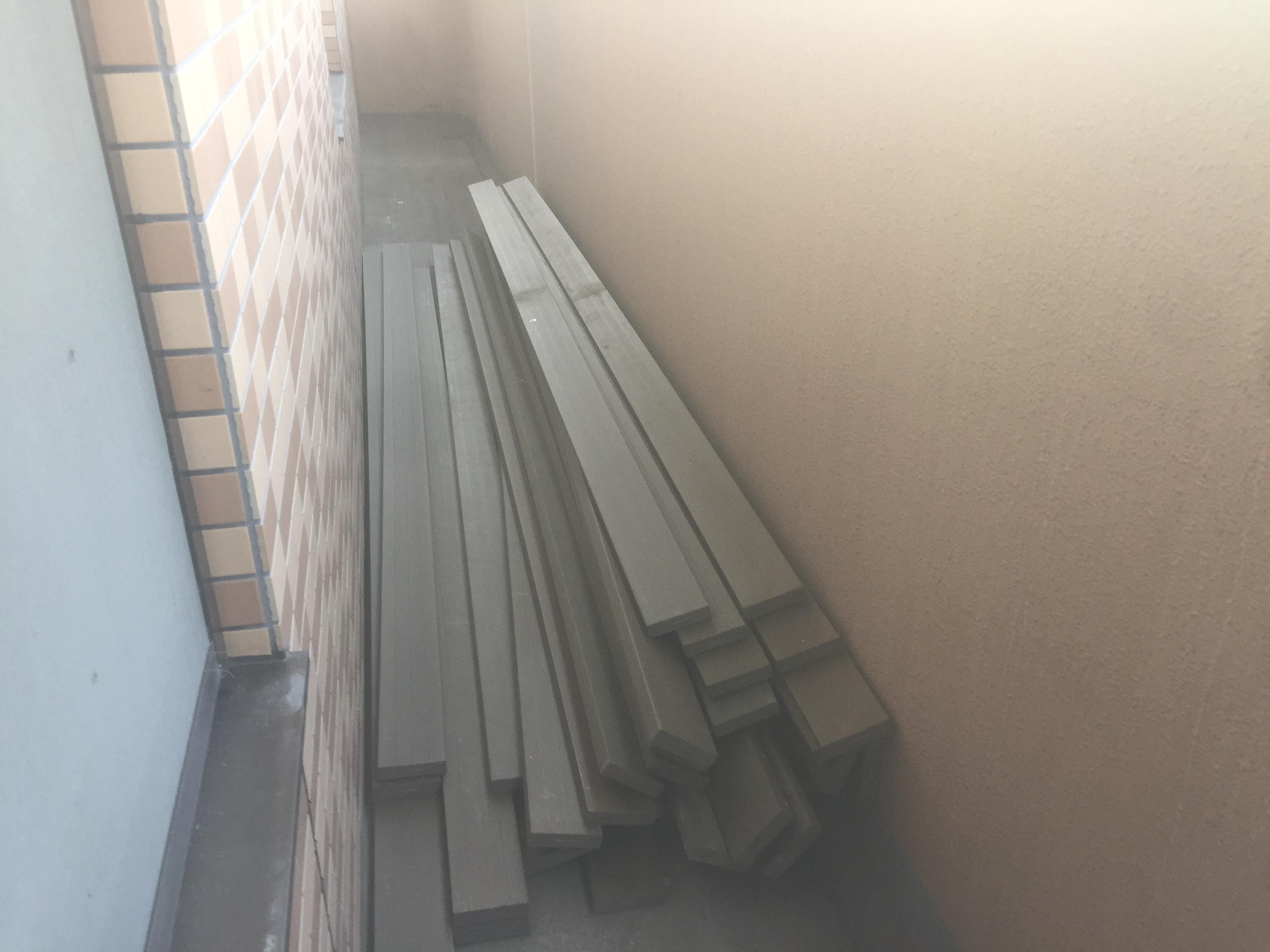 松山市内宮町でリフォームに伴うフェンスの回収 施工事例紹介