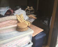 大洲市田口で部屋の片付けと不用品回収 施工事例紹介