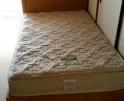 松山市上市でソファーやベッドなどの不用品回収 施工事例紹介