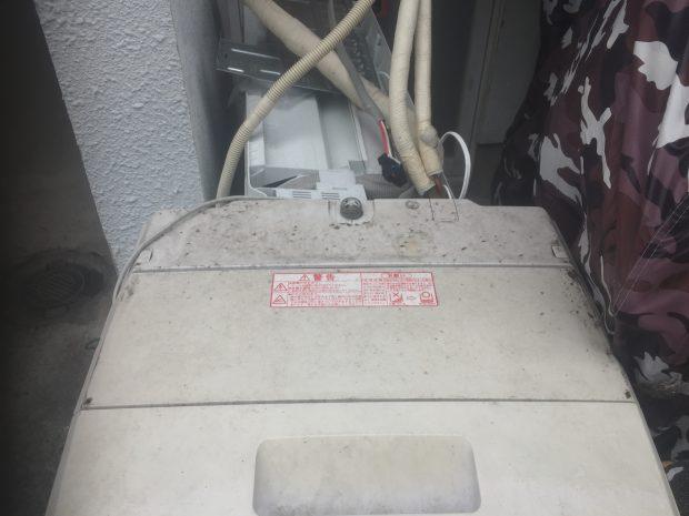 松山市山越で冷蔵庫、洗濯機の不用品回収 施工事例紹介