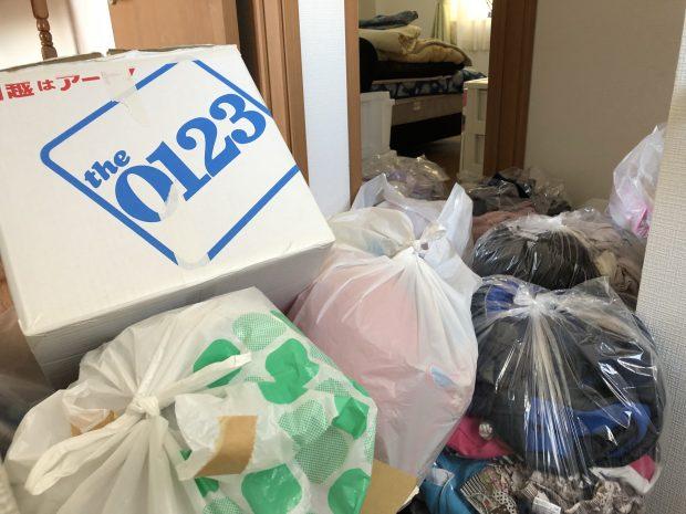 【奈良県川上村】引っ越しに伴う不要品回収!積み放題プランのため、処分品が増えても追加費用なしで処分することができお喜びいただけました。