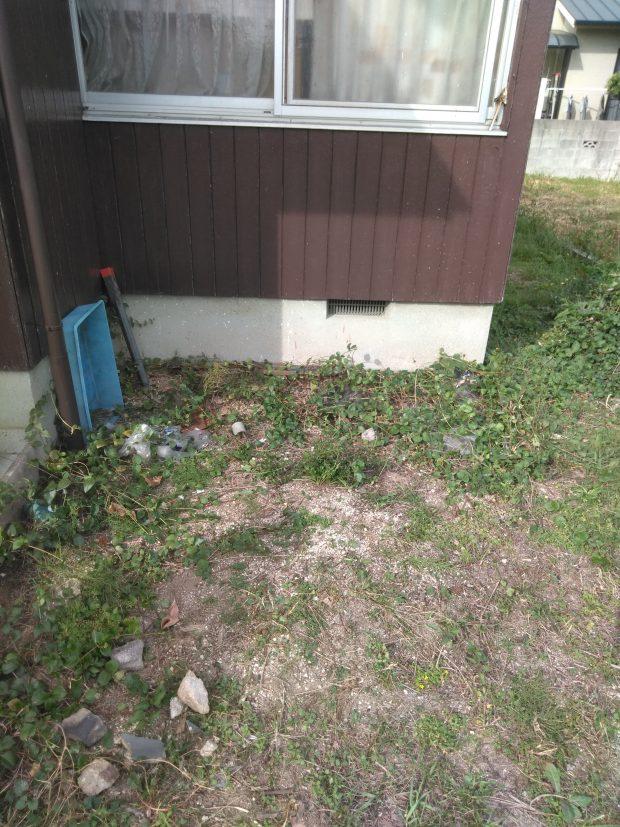 【松山市今在家】プランターやブロックの回収☆対応の早さや料金の安さにご満足いただけました!