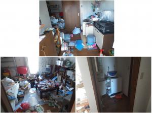 十津川村でお引っ越し後に残った不用品(洗濯機、テレビ、ベッドなど)の回収のご依頼 お客様の声