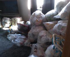 【伊予市】家庭ごみの回収とハウスクリーニング☆綺麗な部屋になってご満足いただけました!