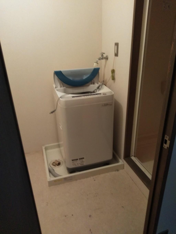 【松山市清水町】洗濯機の出張不用品回収・処分ご依頼 お客様の声