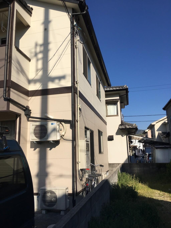 【松山市】引っ越しに伴うエアコン取り外しのご依頼☆不用品処分と同時施行でお喜びいただけました!