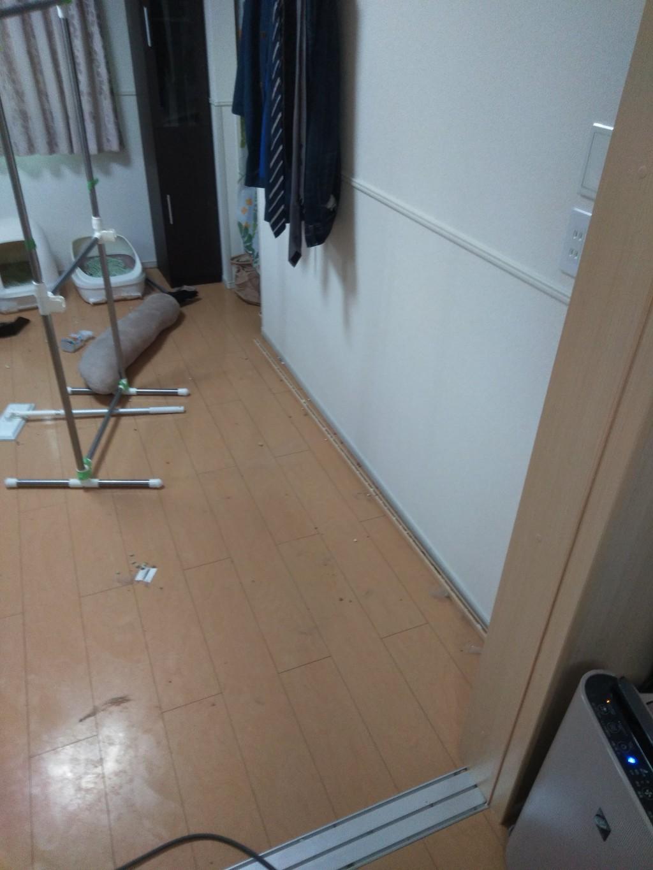【西予市宇和町】ゴミの袋詰めと不用品回収のご依頼☆お部屋が片付きお喜びいただけました!