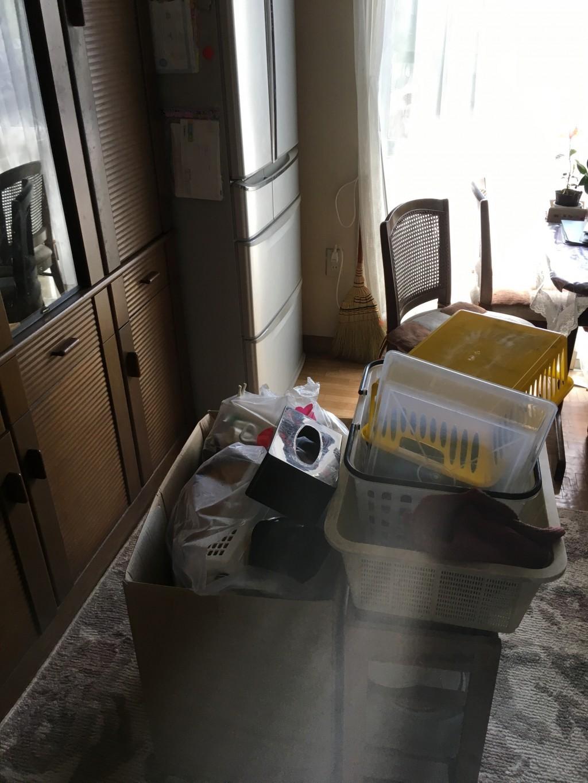 【今治市枝堀町】可燃・不燃ゴミやダンボールの回収ご依頼☆一気に片付きお喜びいただけました!