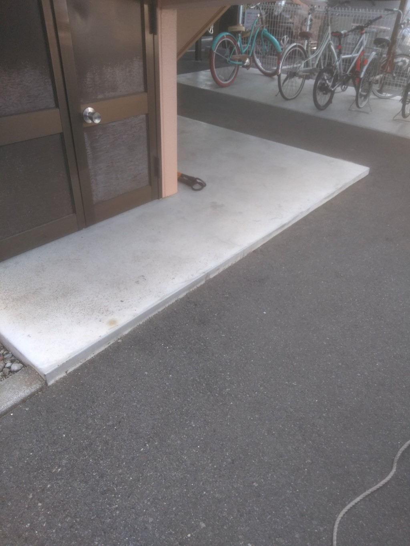 【松山市】自転車・台車の回収ご依頼☆処分に困っていた品が片付き喜んでいただけました!