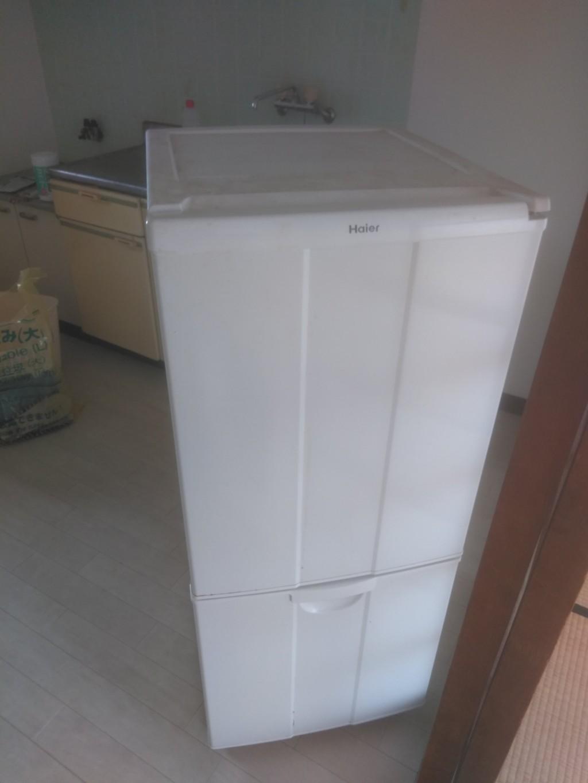 【今治市恵美須町】冷蔵庫、洗濯機の回収・処分ご依頼 お客様の声