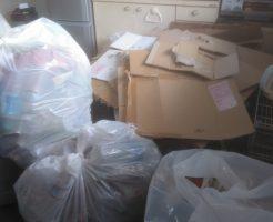 【宇和島市】家庭ゴミやペットボトルの不用品回収ご依頼 お客様の声