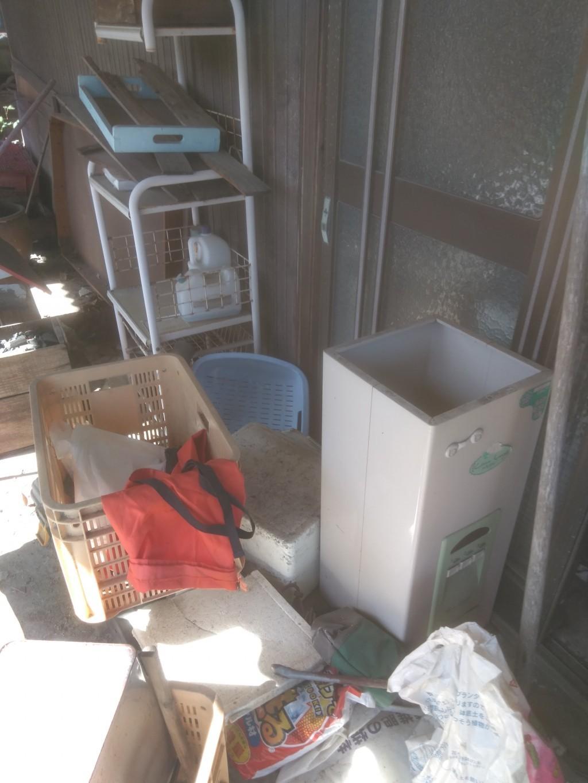 【松山市】ご実家の不用品出張回収・処分のご依頼 お客様の声