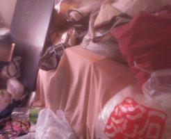 【松山市】大量のごみの片付け作業と回収・処分ご依頼