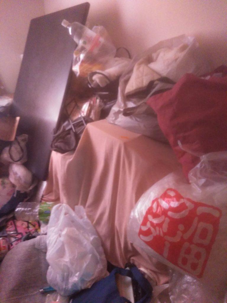【西条市】大量のごみの片付け作業と回収・処分ご依頼