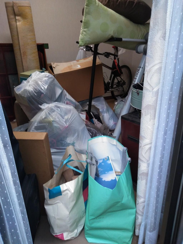 【上島町】リピートのお客様の不用品回収 お客様の声