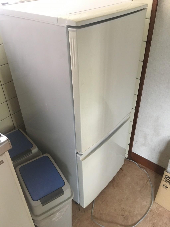 【松山市】冷蔵庫の出張不用品回収・処分ご依頼 お客様の声