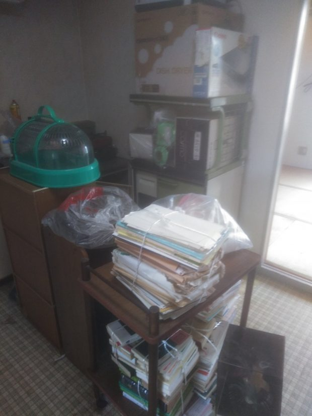 【東温市】冷蔵庫、タンスなど家財道具一式の回収 お客様の声