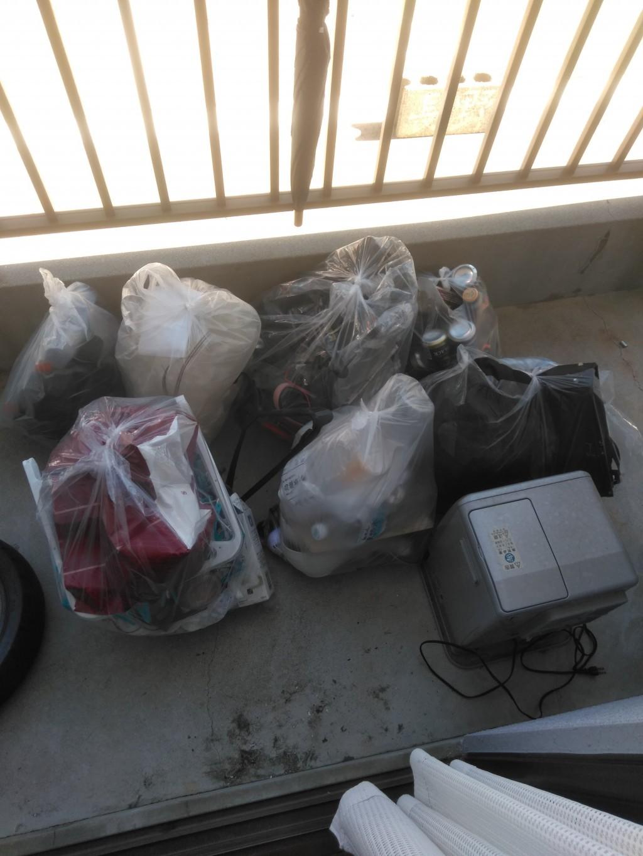 【新居浜市北新町】冷蔵庫、洗濯機、電子レンジなどの出張不用品回収・処分ご依頼