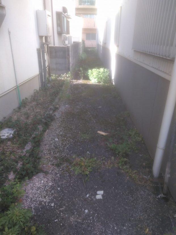 【松山市】ベニヤ板や金属など廃材の回収 お客様の声