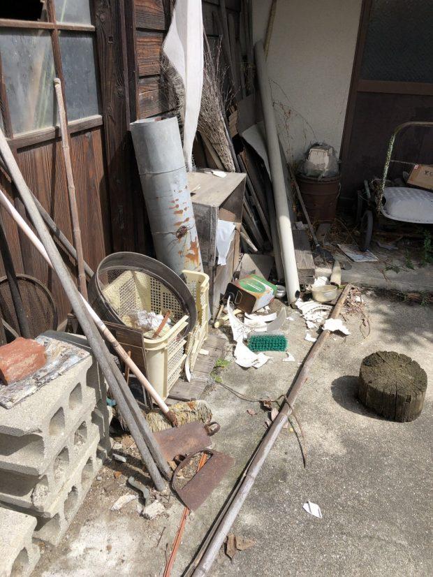 【松山市和気町】ハウスクリーニングと不用品回収 お客様の声
