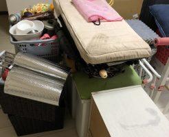 【松山市】洗濯機、マットレスなど家具家電回収のご依頼 お客様の声
