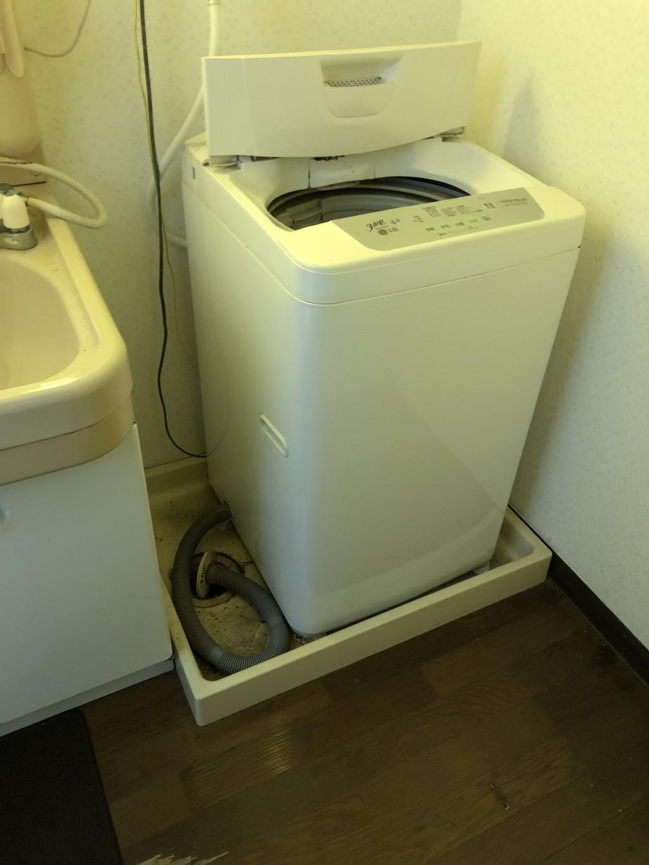 【松山市】洗濯機の出張不用品回収・処分ご依頼 お客様の声