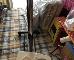 【松山市宮田町】扇風機、ソファベッド、ハンガーラックの回収・処分 お客様の声