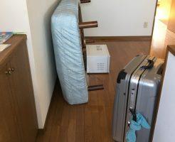 【新居浜市中萩町】ベッド、トースター、電子レンジ回収 お客様の声