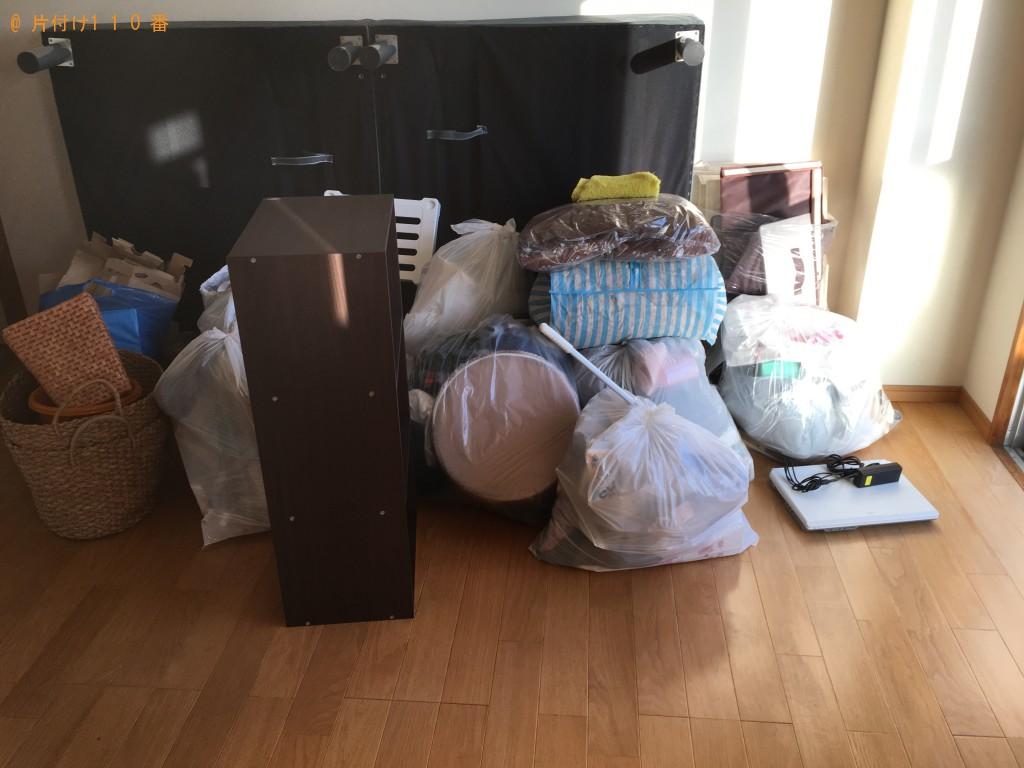 【松山市】ベッドや棚などの不用品回収処分 お客様の声