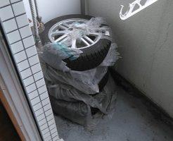 【松山市】自動車のタイヤ回収のご依頼 お客様の声