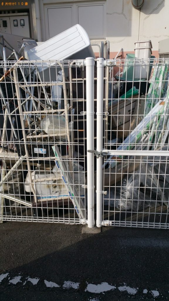 【熊野市】店舗什器の回収・処分ご依頼 お客様の声