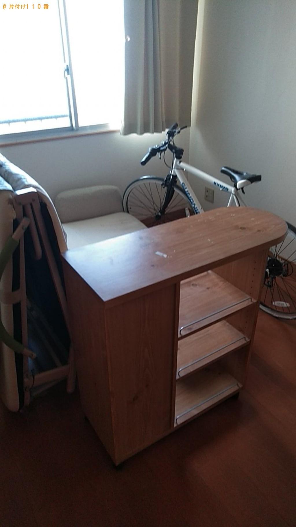 【伊予郡】ダイニングテーブル、椅子、ソファー等の回収・処分