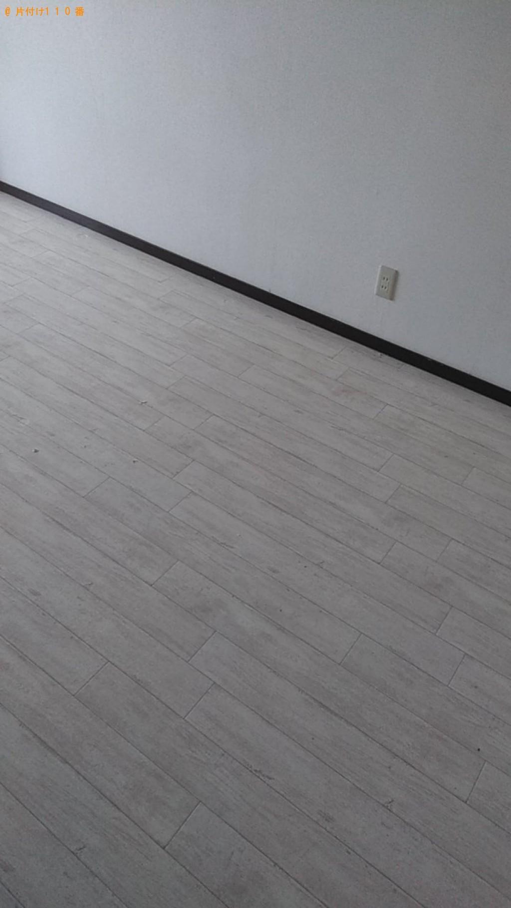 【松山市】ガスコンロ、シングルベッドマットレスの回収・処分ご依頼