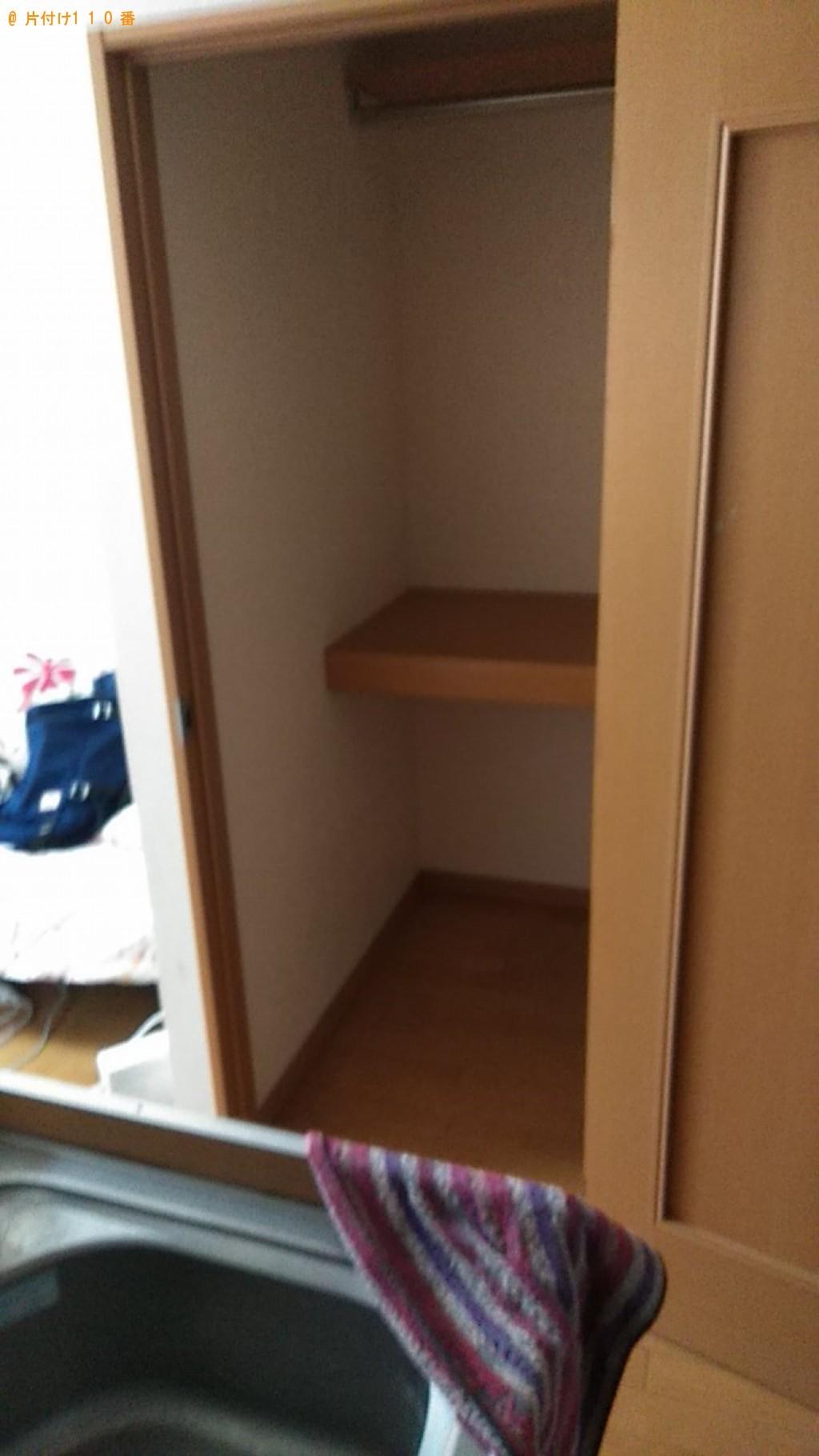 【松山市喜与町】冷蔵庫、電子レンジ、炊飯器、洗濯機等の回収・処分