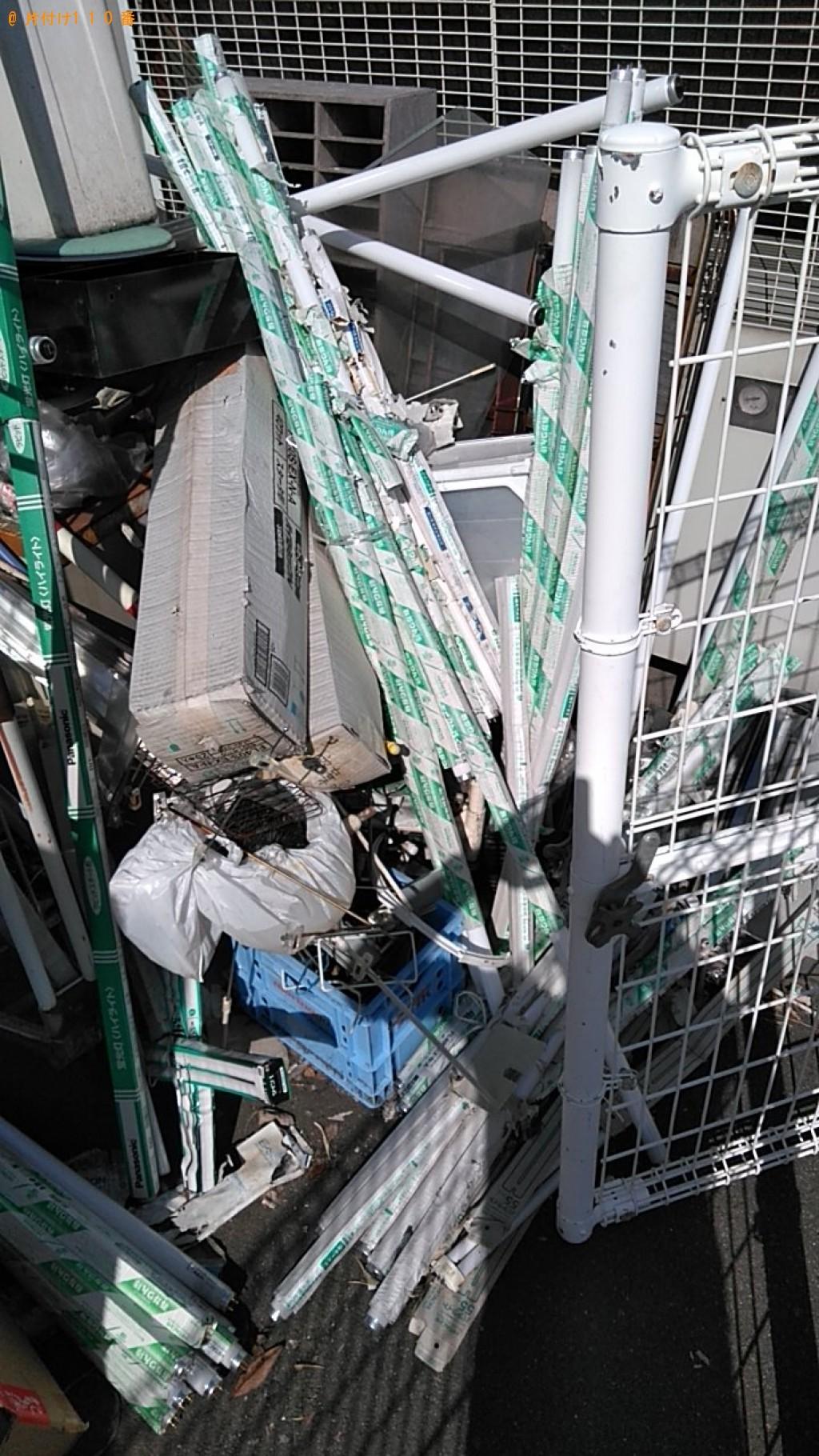 【伊予郡松前町】店舗にある什器の回収・処分ご依頼 お客様の声