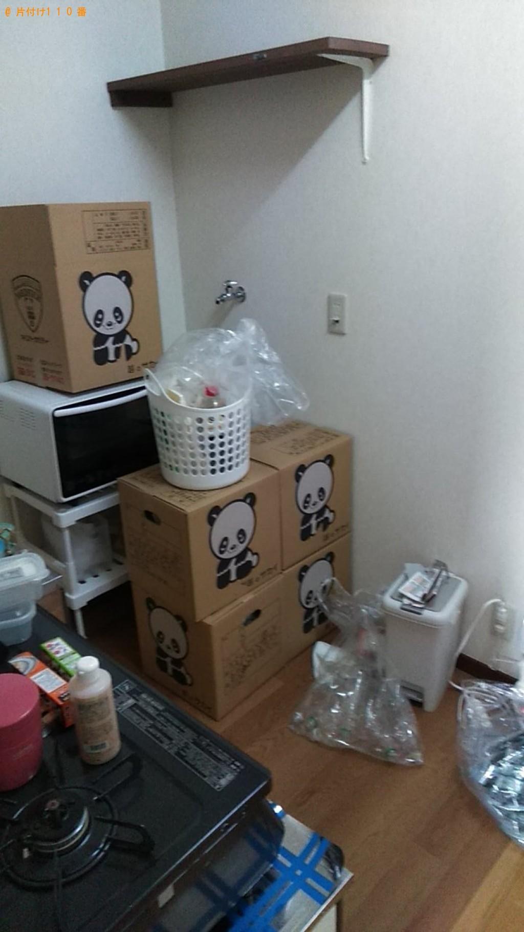 【西予市宇和町】冷蔵庫、洗濯機、ローテ―ブル等の回収・処分ご依頼