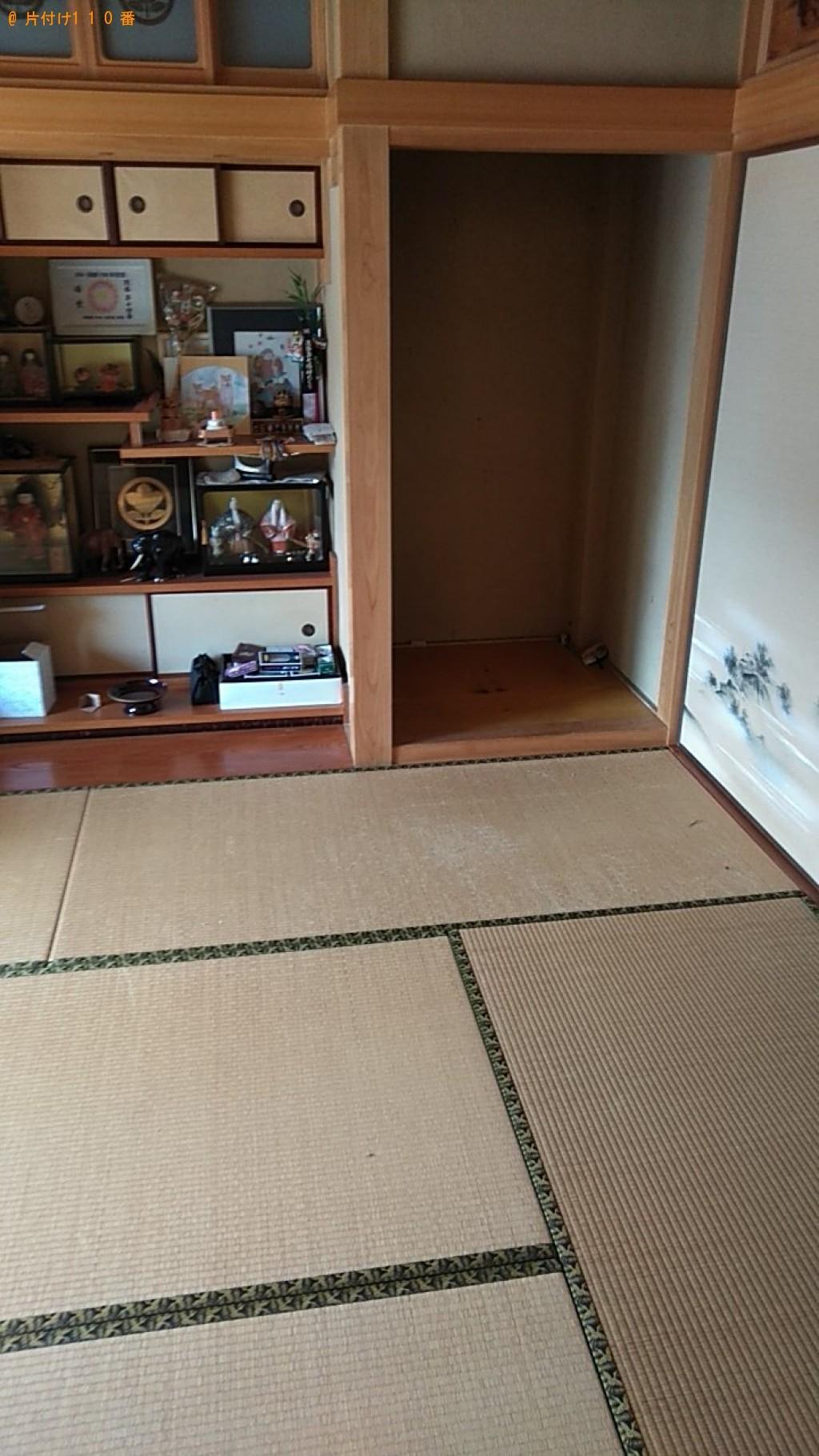 【新居浜市】遺品整理で仏壇、遺影等の回収・処分ご依頼 お客様の声