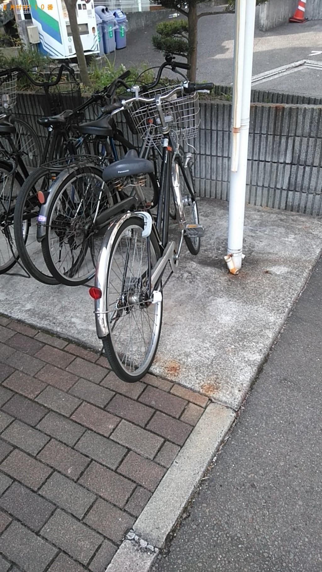 【松山市】プリンター、自転車の回収・処分ご依頼 お客様の声