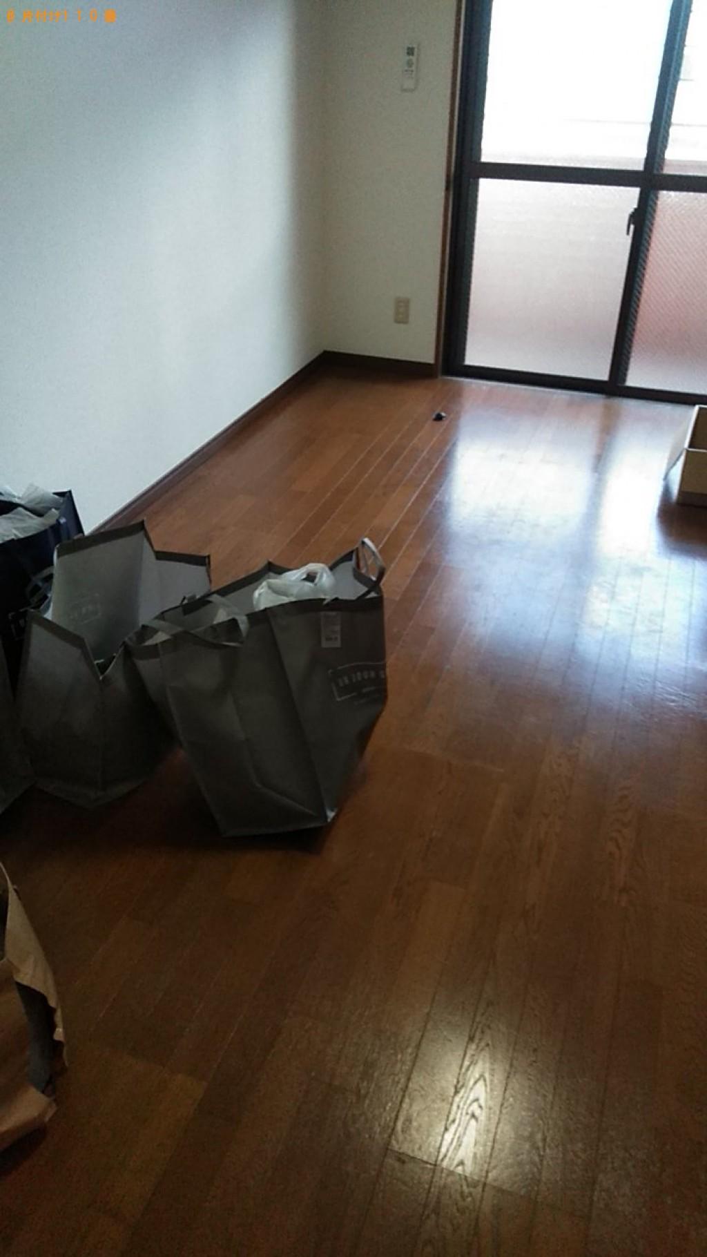 【松山市】座椅子、布団、物干し竿、パイプベッド等の回収・処分
