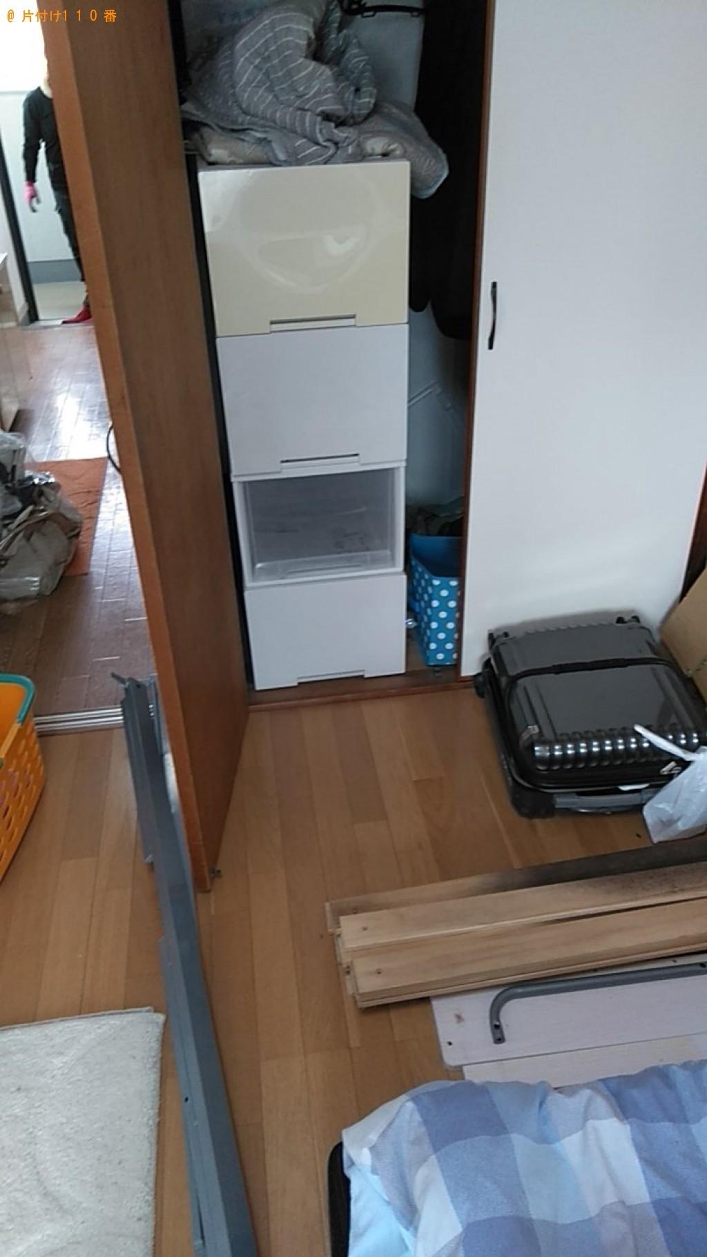 【松山市】洗濯機、トースター、ホットカーペット等の回収・処分