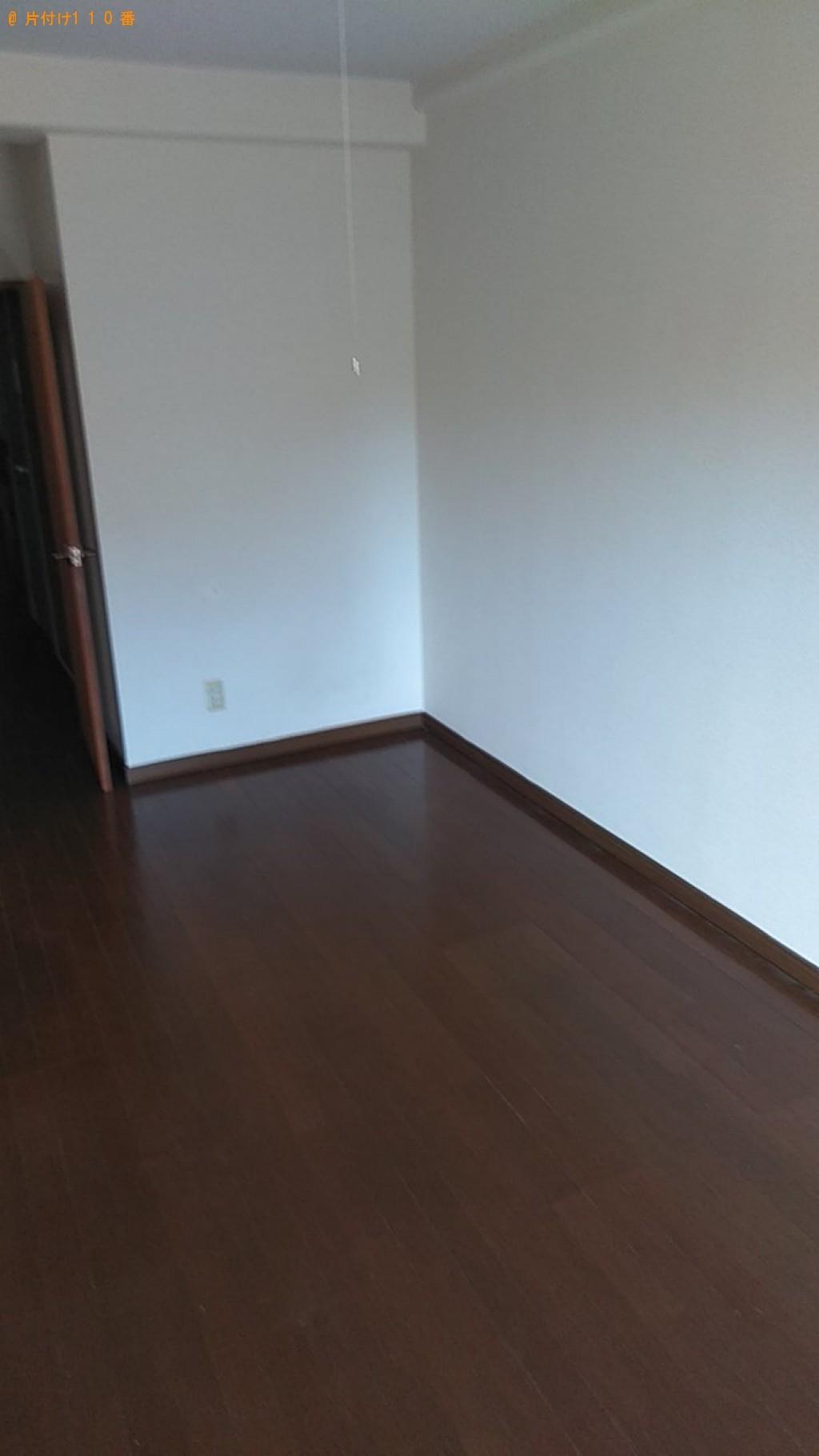 【松山市】シングルベッドの回収・処分ご依頼 お客様の声