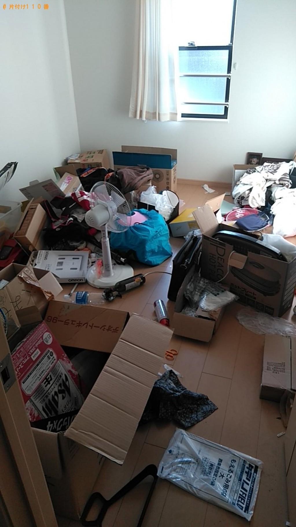 【西条市】スポーツ用品、分別していない家庭ごみの回収・処分ご依頼