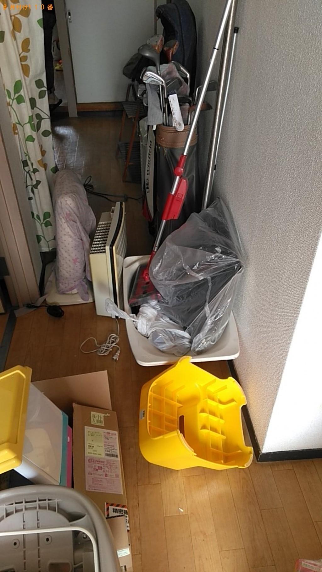 【松山市】パソコン、モニター、家具等の回収・処分ご依頼