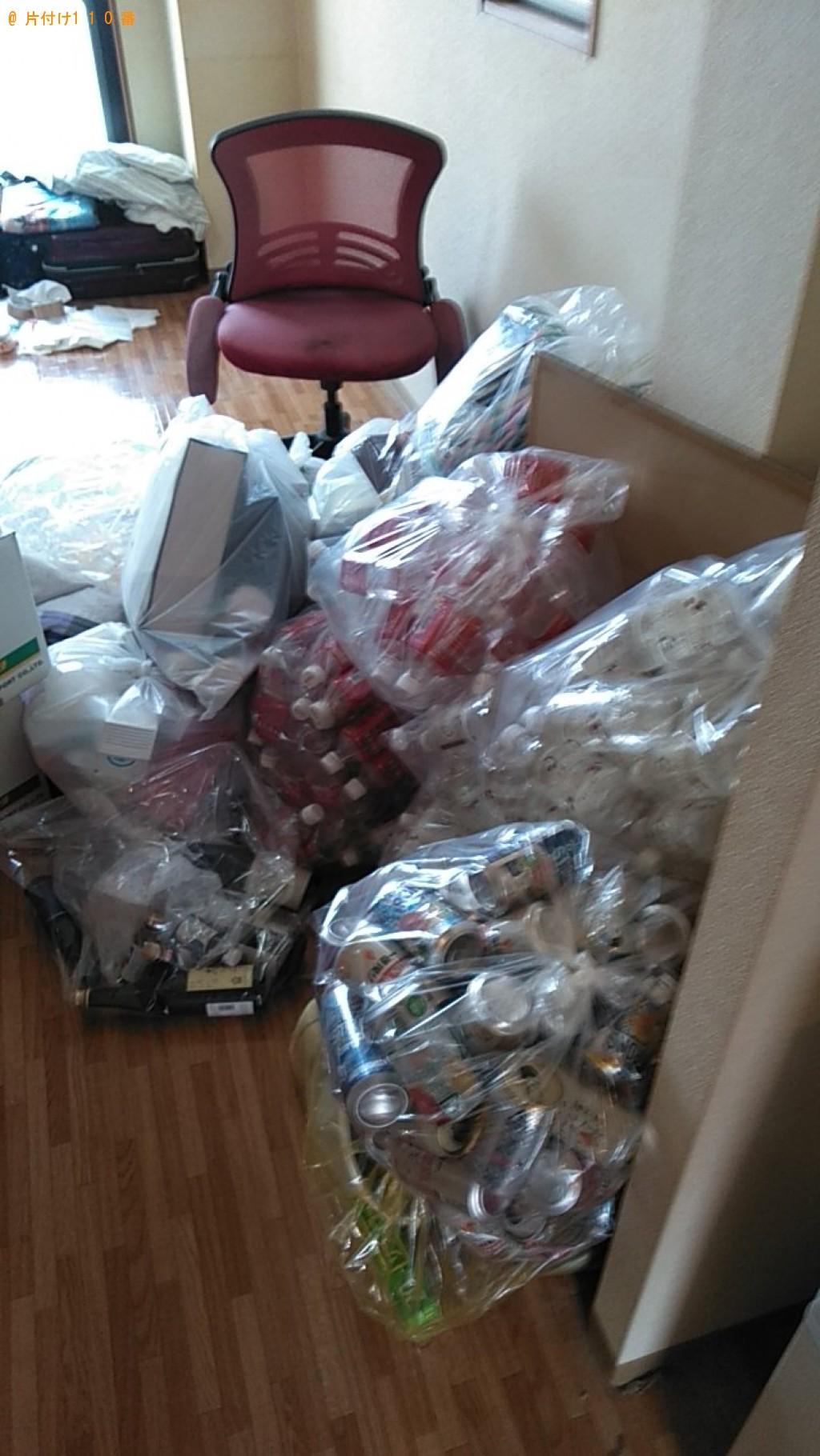 【松山市】椅子、家庭ごみなどの回収・処分 お客様の声