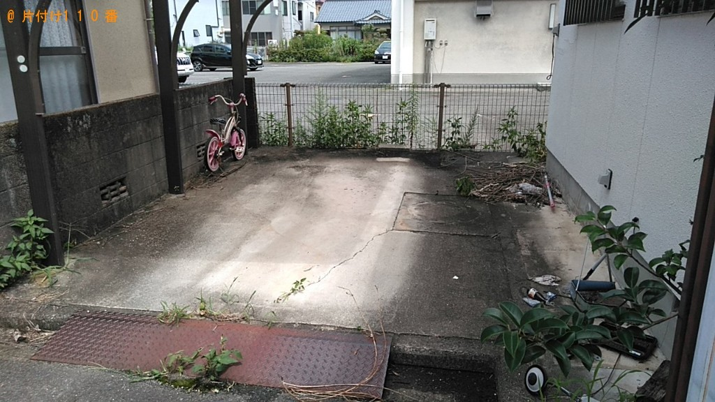 【松山市】冷蔵庫、エアコン、洗濯機、マットレスの回収・処分ご依頼