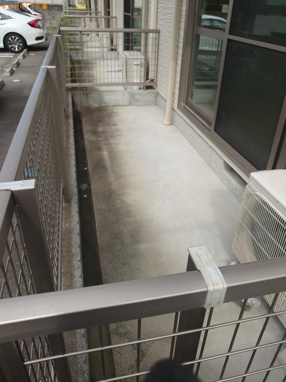 【松阪市】シングルベッド、ベッドマットレス、一般ごみの回収・処分