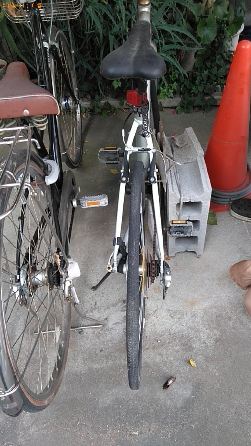 【松山市南吉田町】パソコン、自転車、こたつ等の回収・処分ご依頼